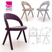 ALMA ONTWERP GESTO 3d model