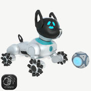 Chip the dog toy 3d model