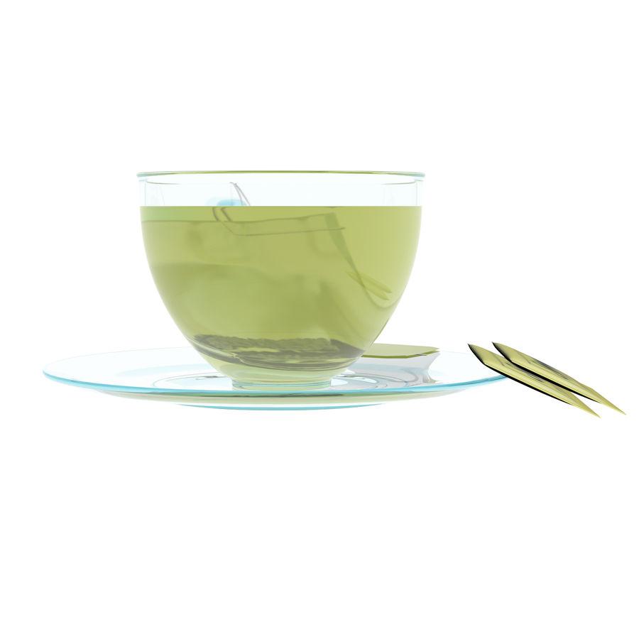 Tea Cup royalty-free 3d model - Preview no. 5