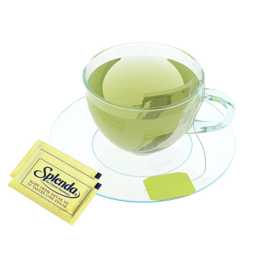 Tea Cup royalty-free 3d model - Preview no. 1