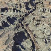 Grand Canyon 01 3d model
