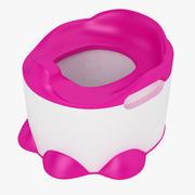 Baby Toilet Bumbo 02 3d model