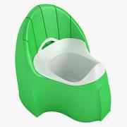Baby Toilet 02 3d model