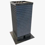 建筑02 3d model