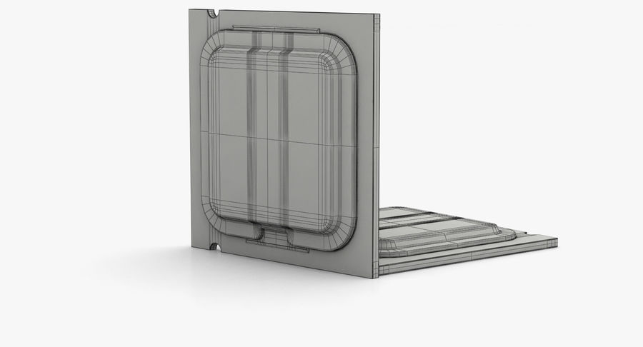 CPU royalty-free 3d model - Preview no. 10