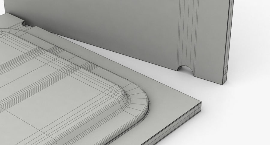 CPU royalty-free 3d model - Preview no. 13