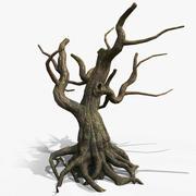 Dead Tree Roots PBR 3d model