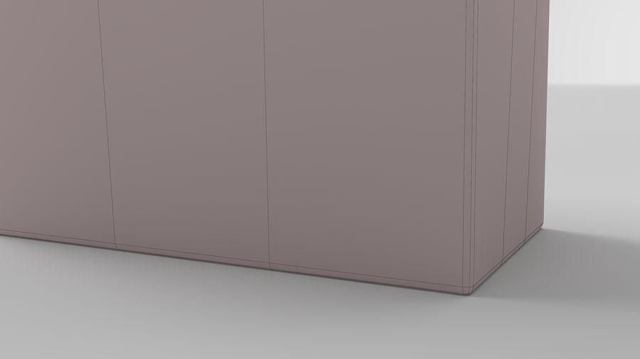 Baking Soda royalty-free 3d model - Preview no. 13