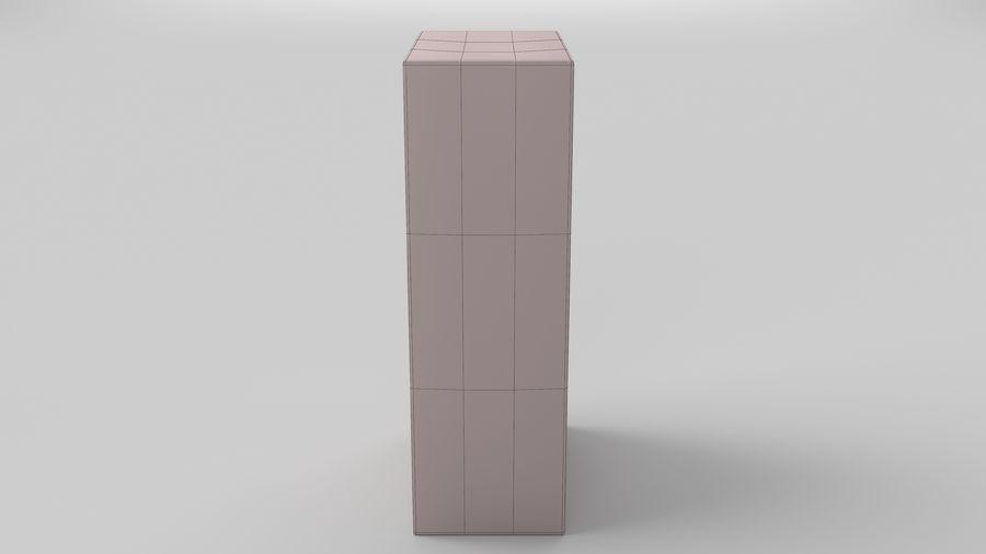Baking Soda royalty-free 3d model - Preview no. 10