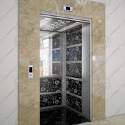 Lift-Cabin 3d model