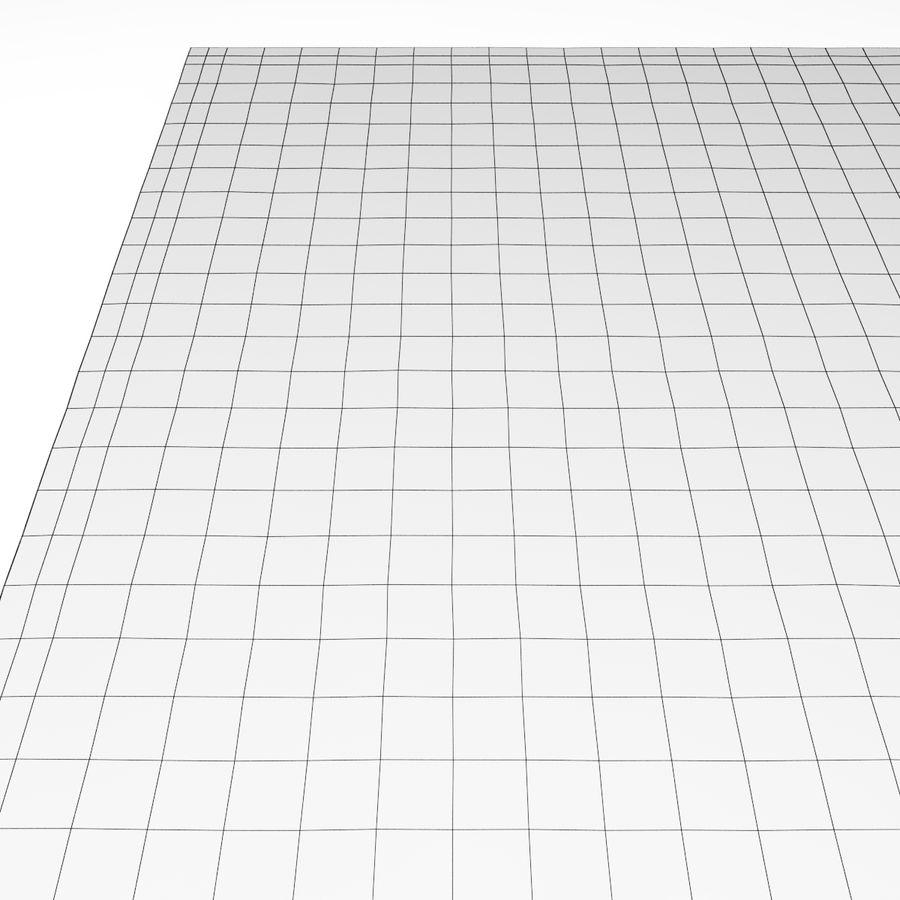 メダリオンラグRH royalty-free 3d model - Preview no. 7