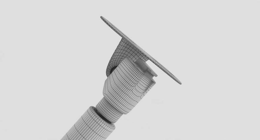 Amortiguador / Amortiguador de suspensión royalty-free modelo 3d - Preview no. 14