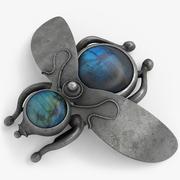 Steampunk Creature B 3d model