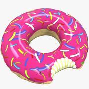 Donut-Leben-Boje 3d model