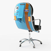 SCOOTER CHAIR 3d model