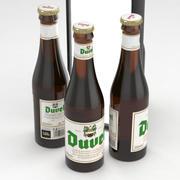 Beer Bottle Duvel 250ml 3d model