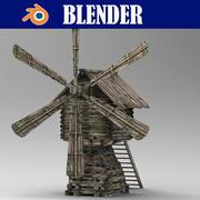 Mill 3d model