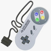 Nintendo Joypad 3d model