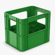 Plastlåda 3d model