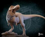 T-rex 3D Print 3d model