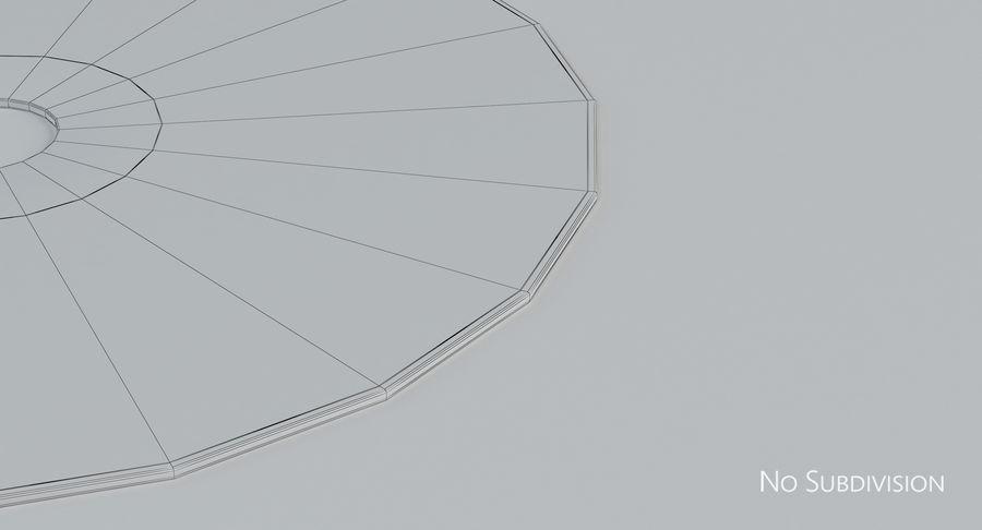 콤팩트 디스크 royalty-free 3d model - Preview no. 30
