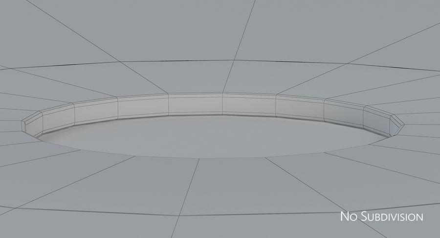콤팩트 디스크 royalty-free 3d model - Preview no. 24