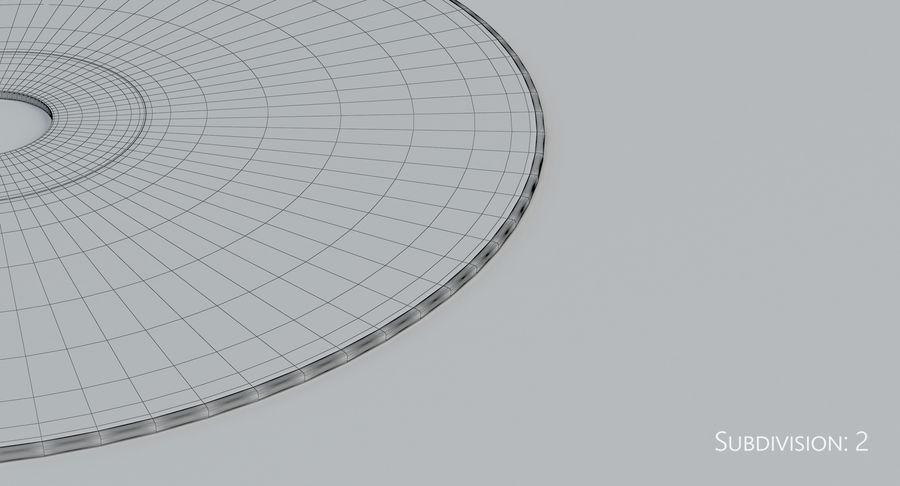 콤팩트 디스크 royalty-free 3d model - Preview no. 32