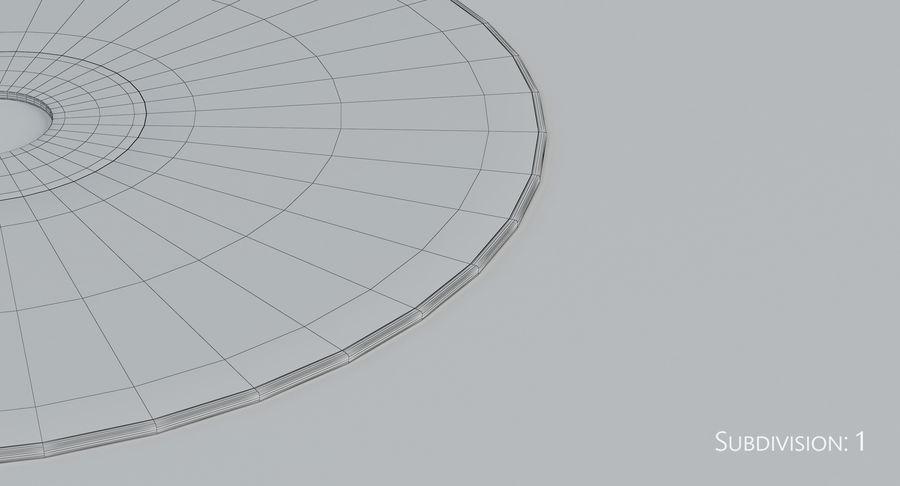 콤팩트 디스크 royalty-free 3d model - Preview no. 31
