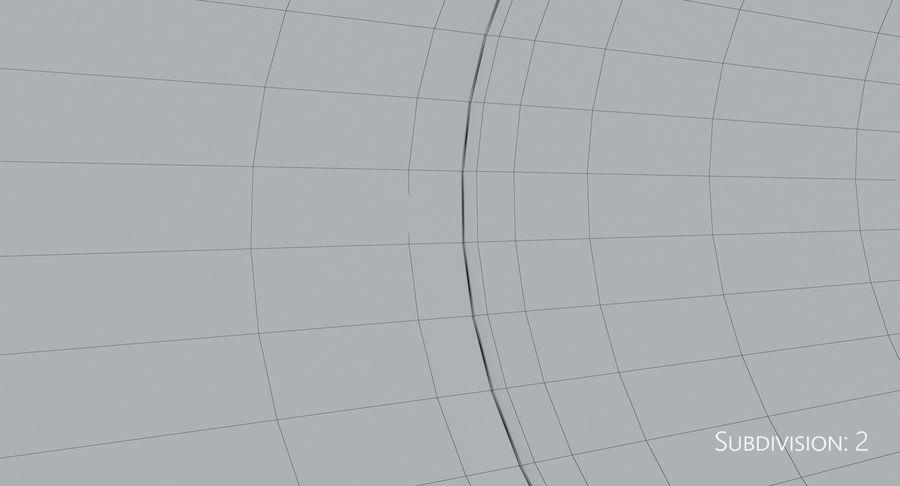 콤팩트 디스크 royalty-free 3d model - Preview no. 29