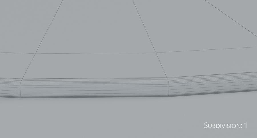 콤팩트 디스크 royalty-free 3d model - Preview no. 22