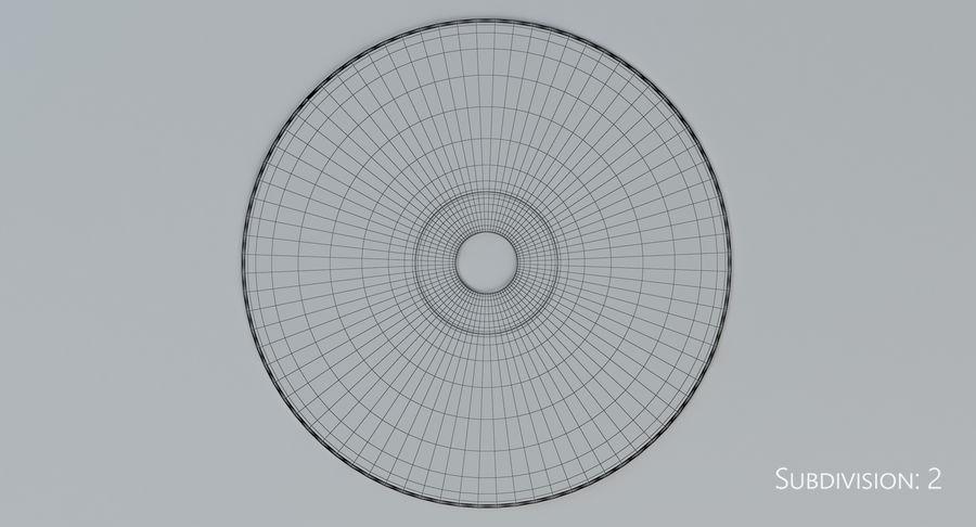 콤팩트 디스크 royalty-free 3d model - Preview no. 20