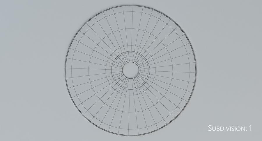 콤팩트 디스크 royalty-free 3d model - Preview no. 19