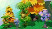 Domek z kreskówkami Domek z kreskówek 3d model