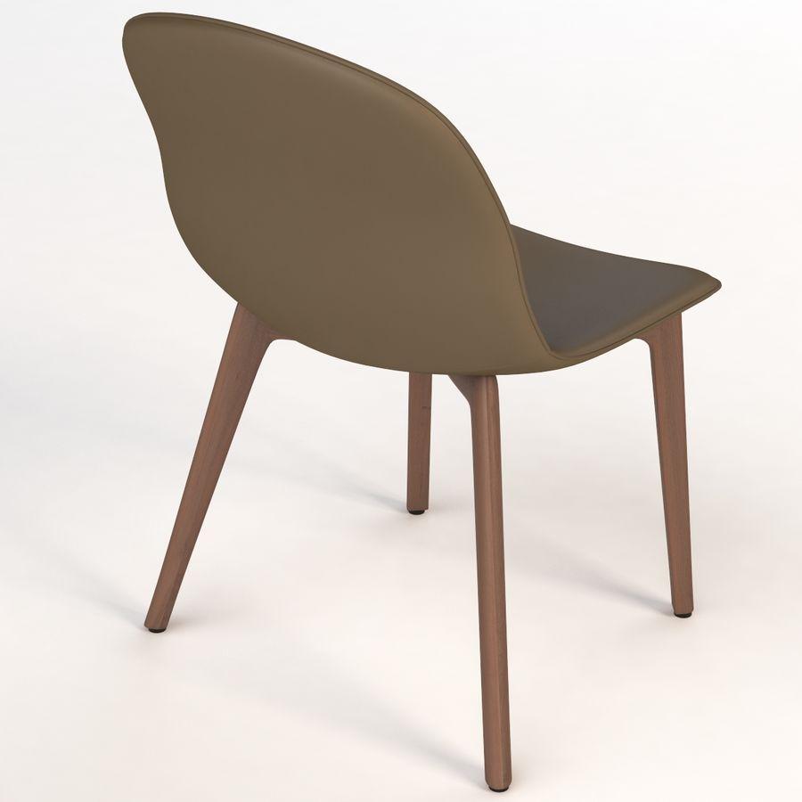 Fotorrealista Bontempi setenta moderna silla de comedor ...