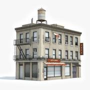 Apartman 23 3d model