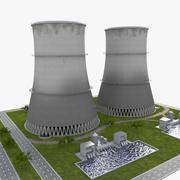 Nuclear Pipe Zone 3d model