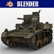 Stuart M3 3d model