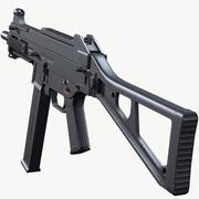 UMP (Triple A) 3d model
