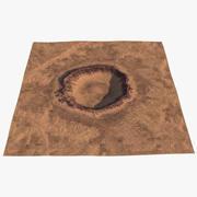 Impact Crater 3d model