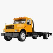 トラックインターナショナル4700ベーシス02 3d model