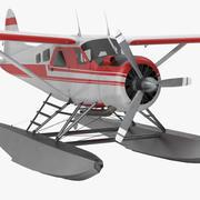 deniz uçağı 3d model