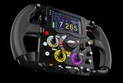 Volant F1 générique 3d model