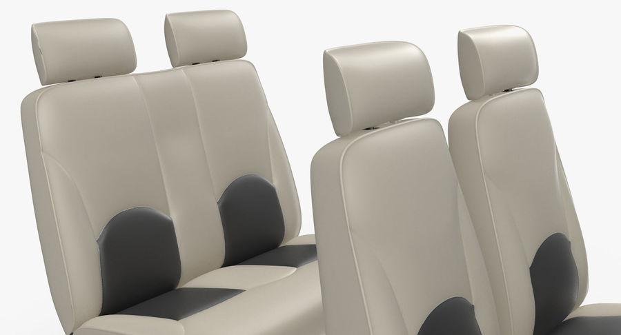 Lichte vliegtuigcabine royalty-free 3d model - Preview no. 7