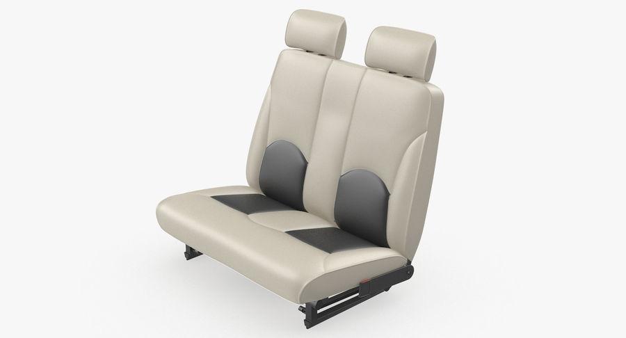 Lichte vliegtuigcabine royalty-free 3d model - Preview no. 8