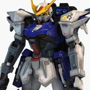 ZGMF-X12 Gundam Astray Out Frame 3d model