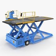 Lägre befälhavare för lägre däck 15 3d model