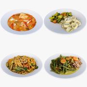 膳食收集第01卷 3d model