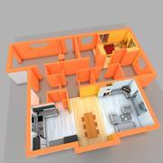 Zuhause Marcin 3d model