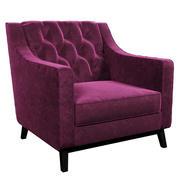 Dantonehome布赖顿经典椅子 3d model
