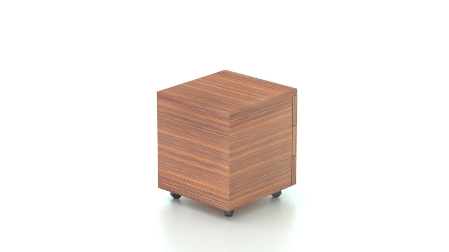 Drawer royalty-free 3d model - Preview no. 5